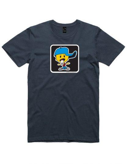 Raver Unisex Tshirt Navy
