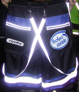 Rushn Old skool Raver Pants (Fat or Phat Pants)